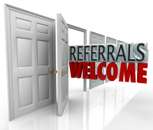 Referrals-Welcome